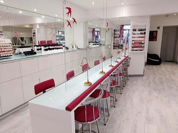 Minx Beauty Salon Knightsbridge