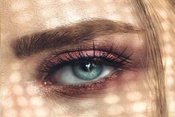 Eyebrow and eyelash tinting